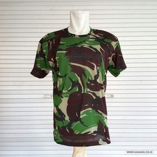 Kaos Army Loreng Malvinas Untuk TNI Sasang.CO.ID