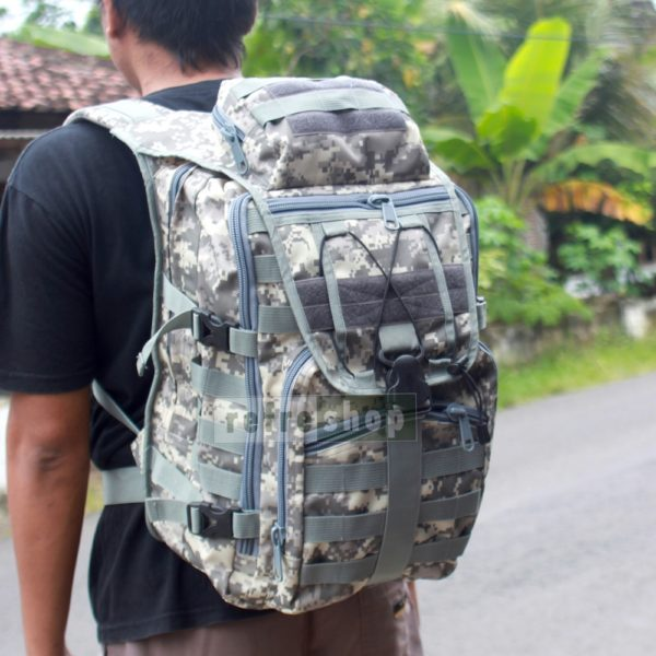 Tas Ransel Tactical Punggung Army PX335 Tentara