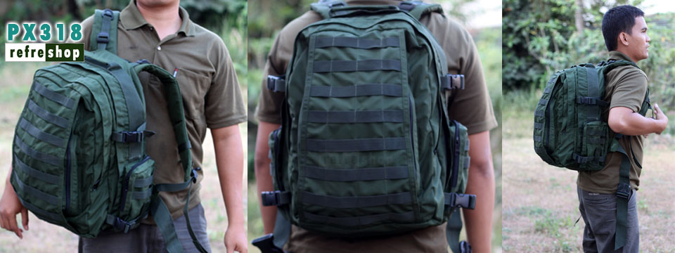 Tas army PX318