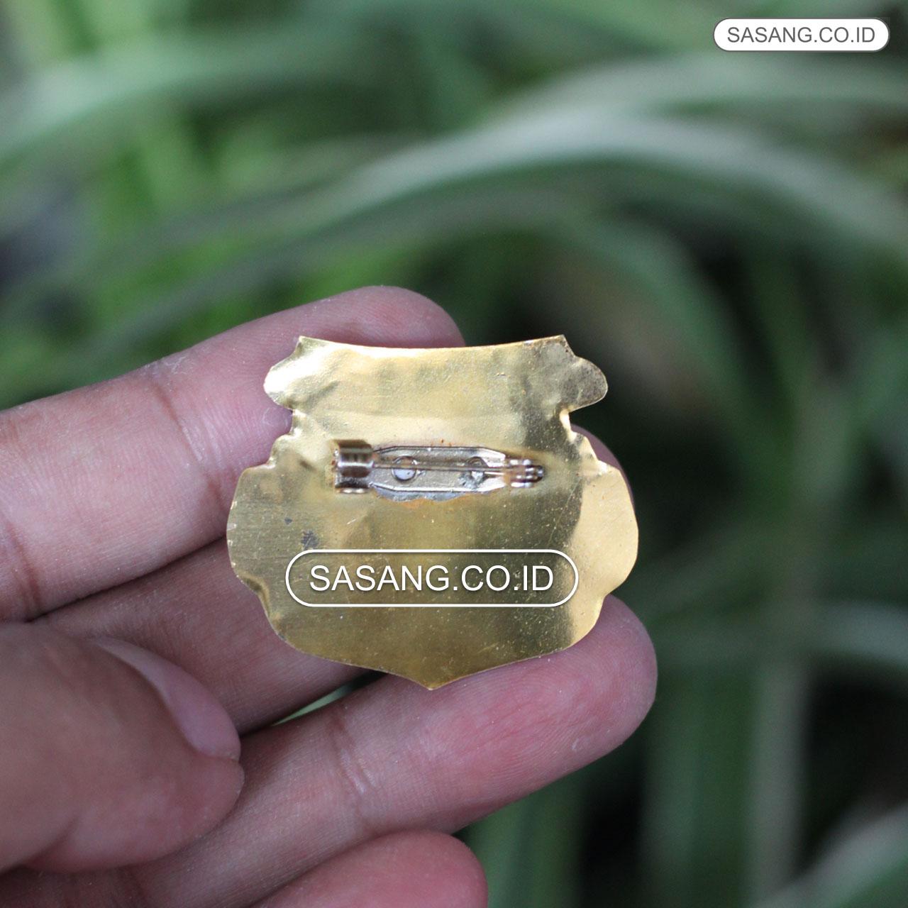 Lencana Gada Pratama Fiber Security Gp03fbjm Untuk Satpam - Daftar ... 7781beff98